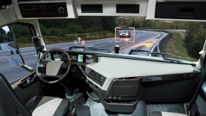 vehicle enabled with artificial intelligence