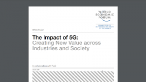 """document cover """"The Impact of 5G"""""""